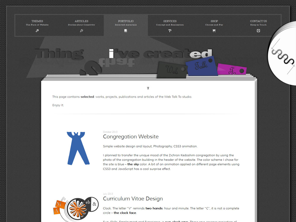 WebTalkTo v3.1 screenshot