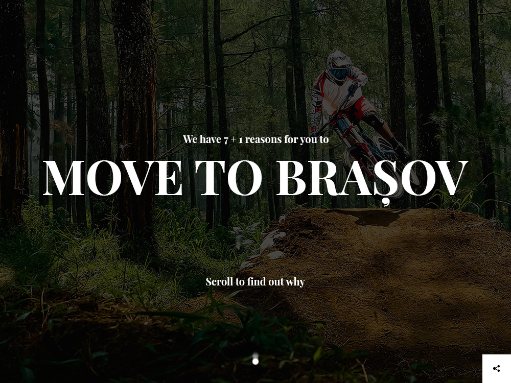 Move to Brasov screenshot